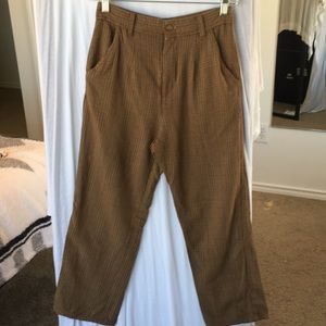 Urban Outfitters cropped pant